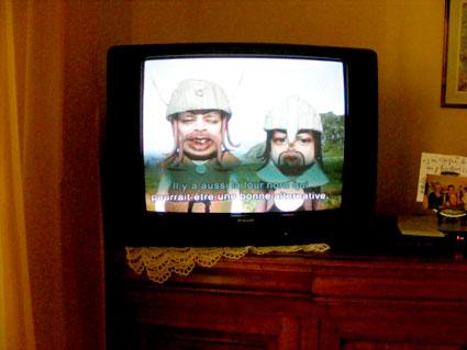Les Tetes a Claques sur Canal+