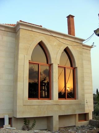 Liban jour 4 r gion de saida nassim jammal for Fenetre orientale