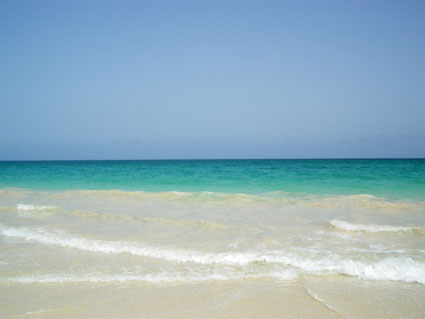 Boa Vista - Cap Vert - Praia Chavez