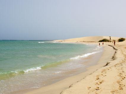 Boa Vista - Cap Vert - Praia de Chavez