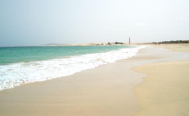 Boa Vista – Cap Vert – Randonnée sur Praia de Chavez