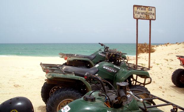 Boa Vista – Cap Vert – Visite de Praia Varandinha