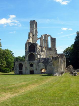 Abbaye Royale de Chaalis