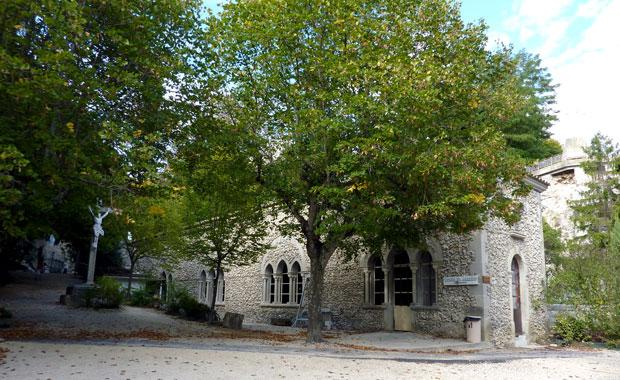 Journée du Patrimoine, Visite de l'Abbaye d'Aiguebelle