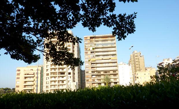 Bois des Pins de Beyrouth