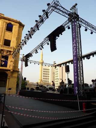 Liban - Souk de Beyrouth