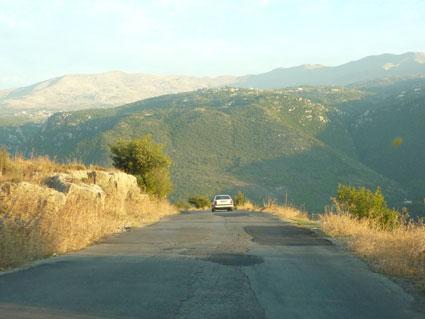 Liban - Montagne