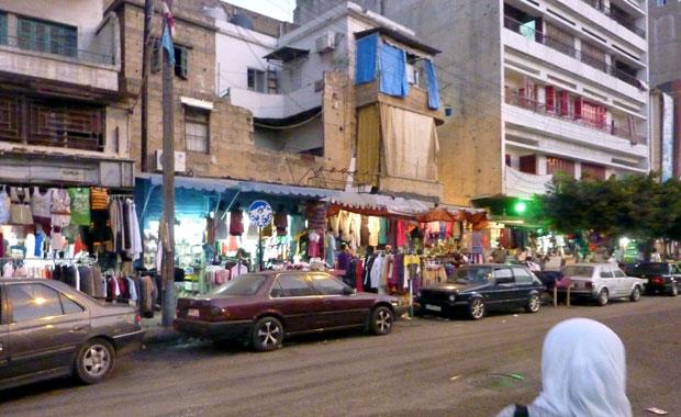 Liban – Le marché de Sabra
