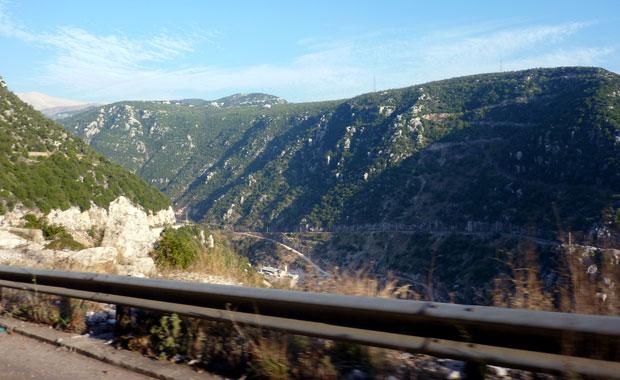 Montagne Liban