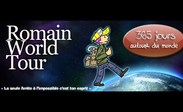 Romain World Tour