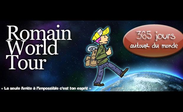 Romain World Tour
