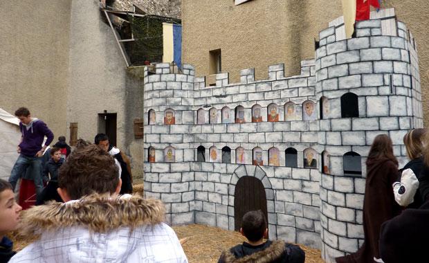 Fête Médiéval de Châteauneuf du Rhône