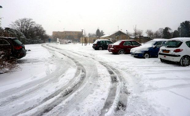 Vu sur le net : En attendant pour passer l'hiver