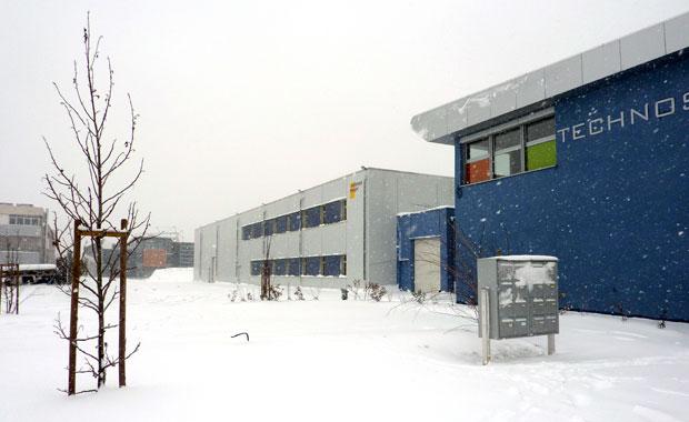 Valence sous la neige