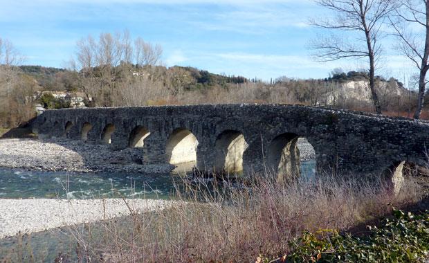 Pont Romain Viviers