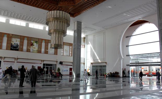 Gare de Fès