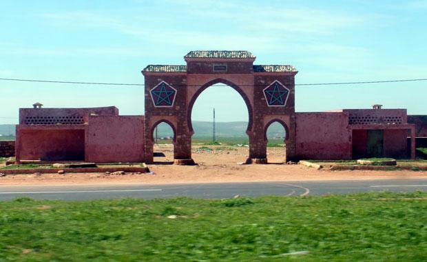 Trajet de Casablanca - Marrakech