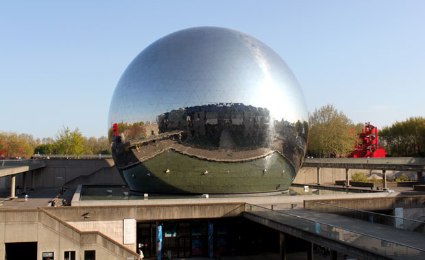 La Cité des Sciences de Paris