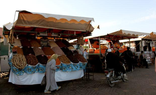 Maroc : La Médina de Marrakech