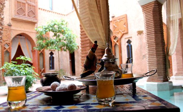 Riad Zahir de Marrakech