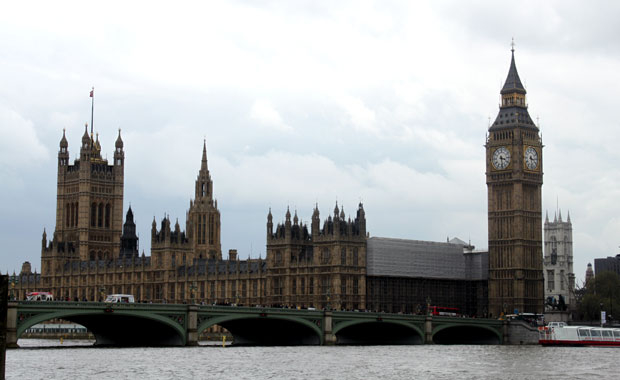 Londres : Petite balade dans Westminster