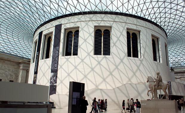 Londres : En route pour le British Museum