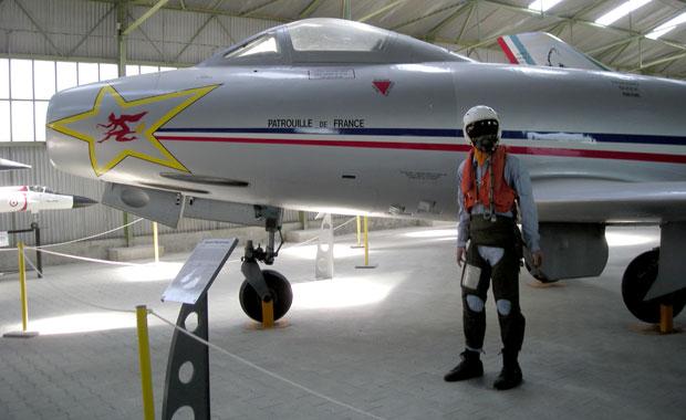 Musée  européen de l'aviation de chasse à Montélimar
