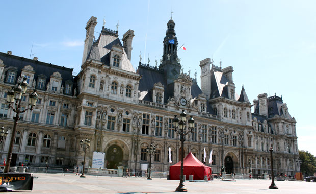 Mairie de Paris