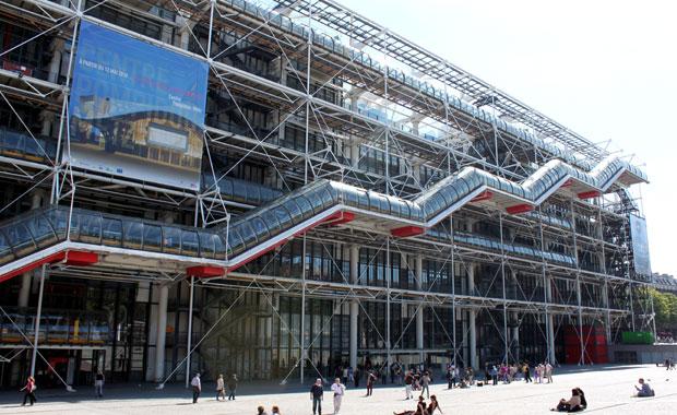 Semaine à Paris – De Beaubourg à la Mairie de Paris