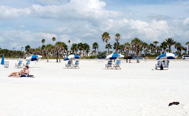 Premiers jours à Clearwater en Floride