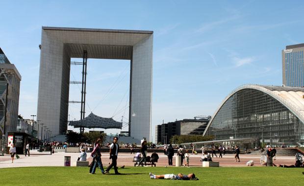 Semaine à Paris – La Défense