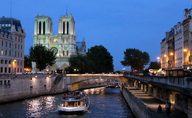 De Mouffetard à Bastille