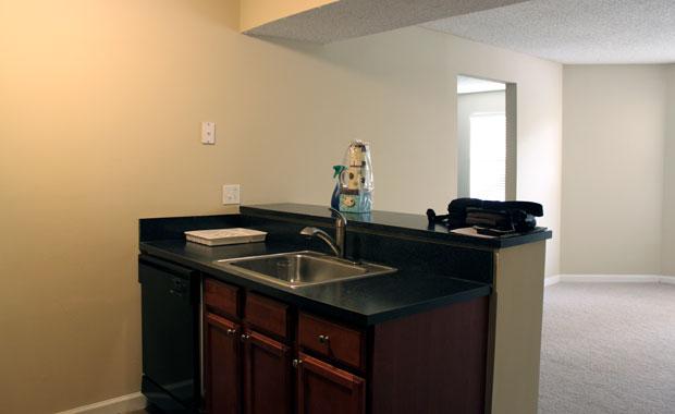 Appartement Clearwater, Baypark