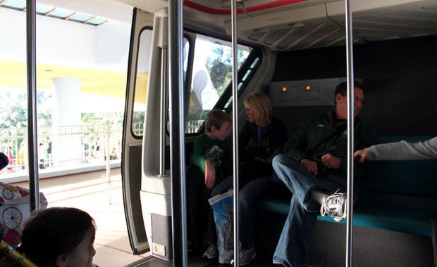le monorail de Disney World Orlando