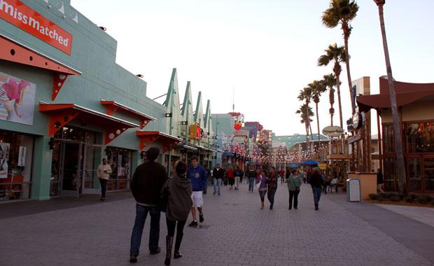 Downtown Disney World Orlando
