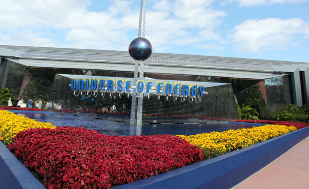 Disney Epcot - Future World