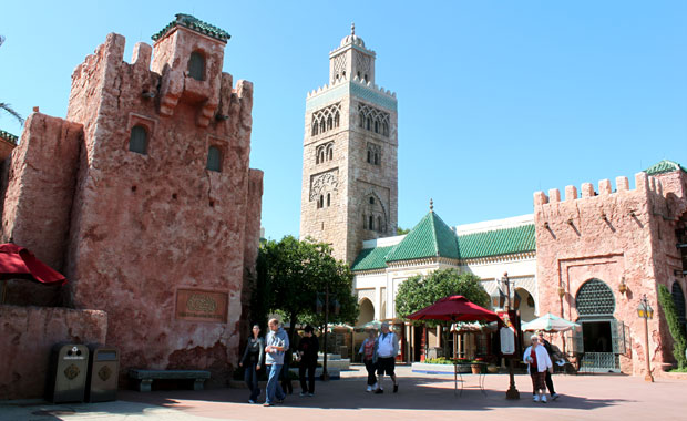 Disney Epcot - World Showcase