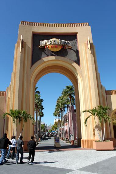 Universal Studio Citywalk Orlando