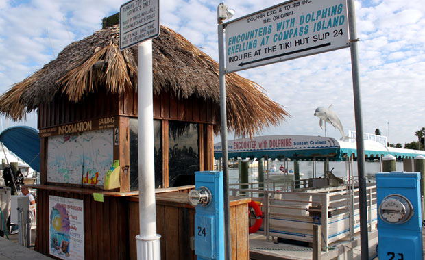 La Marina de Clearwater Beach