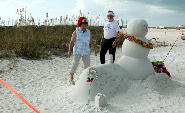 Joyeux Noël depuis la Floride