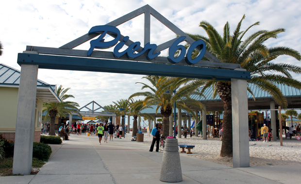 Pier 60 Clearwater Beach
