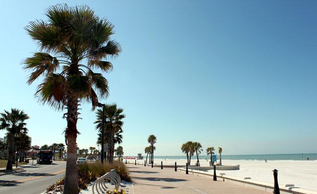 Balade à Clearwater Beach