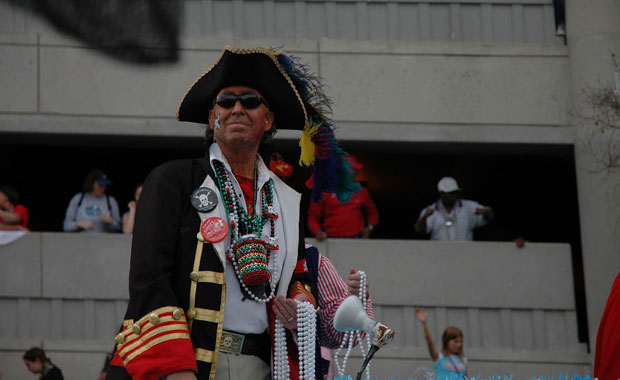 Gasparilla - Les festival des pirates