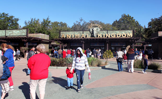 Disney Animal Kingdom – Section Asie