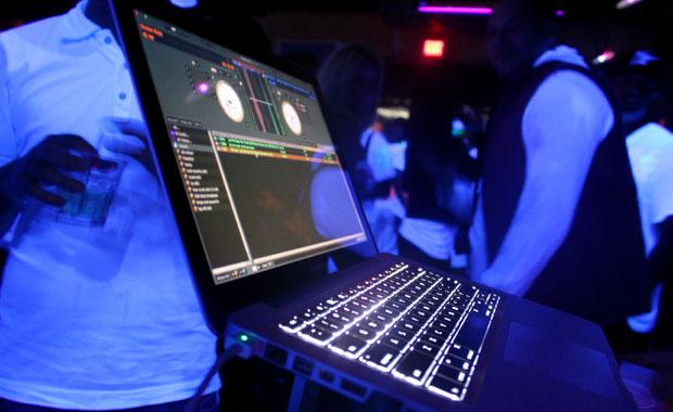 Glow Party au Slug