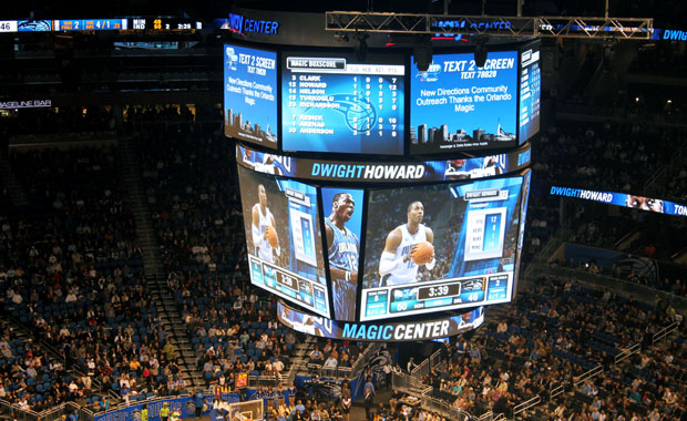 NBA: Orlando Magic vs New Orleans Hornets