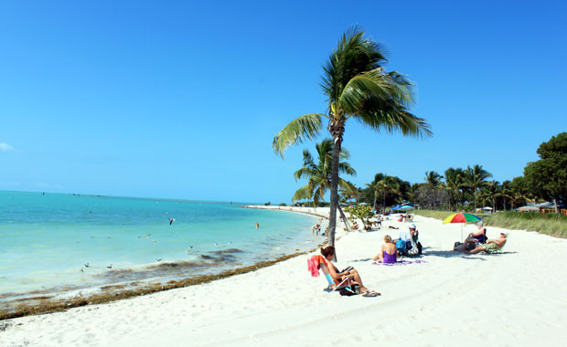 Overseas Highway à travers les Keys