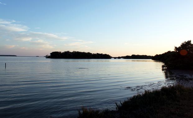 Everglades - Objectif coucher de soleil a Flamingo