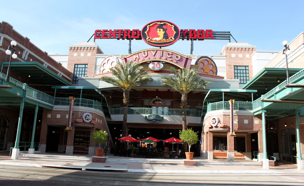 Ybor City: La capitale du cigar