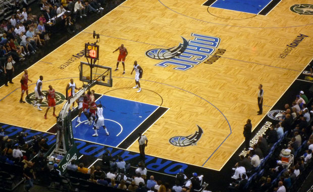 NBA: Orlando Magic vs Chicago Bulls